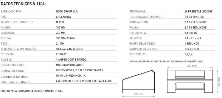 FichaTecnicaN1104