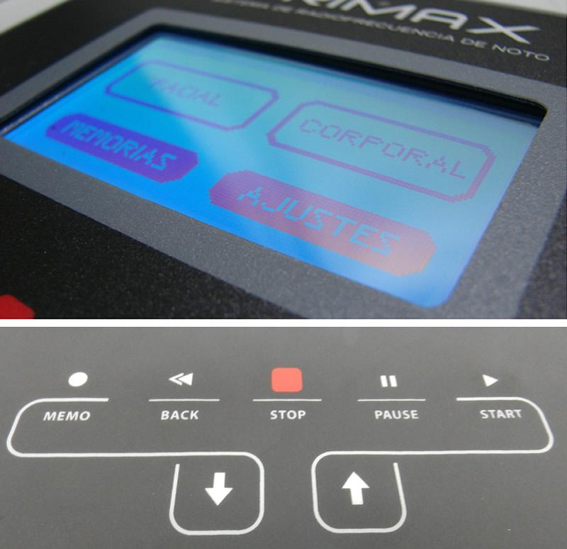Teclado y TouchScreen